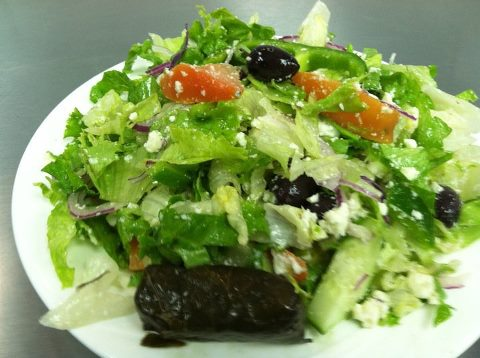 Branford Townhouse Restaurant Greek Salad
