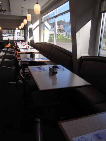 Branford Townhouse Restaurant Seating