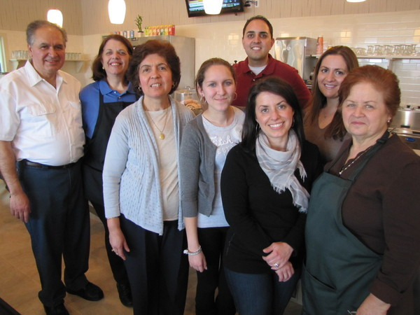 Branford Townhouse Restaurant Family